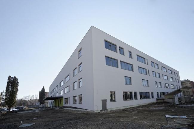 nová Michalovská nemocnica