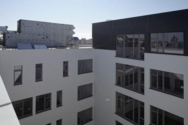 stavba novej nemocnice