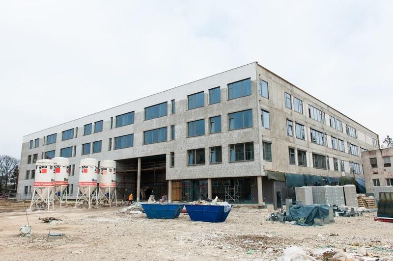 Nová nemocnica Michalovce