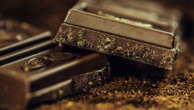 čokoláda pre cukrovkára